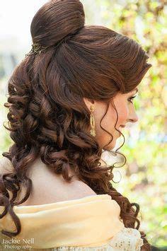disney belle hairstyles google search beauty