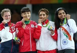 Sakshi Malik Wins First Indian Medal In Rio Olympics 2016