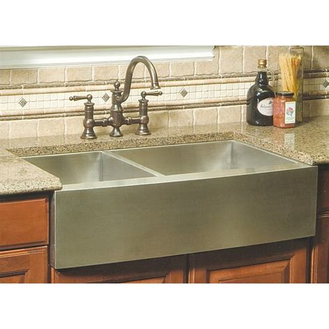 stainless farmhouse kitchen sinks apron front kitchen sink akomunn 5708