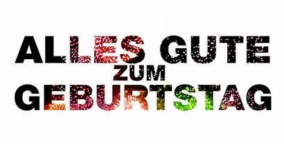 Birthday German Happy Alles Gute Gifs Meme