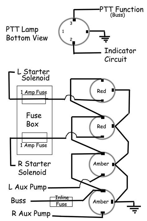 Indicator Light Wiring Diagram by Indicatorlights