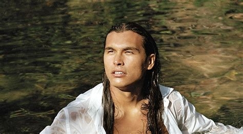 white wolf upcoming  adam beach joins wes studi