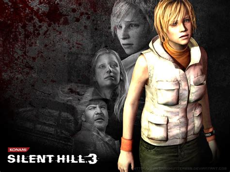 Silent Hill 3 Is Heather Mason A Feminist Character