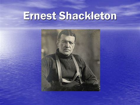 Ernest Shackleton Assembly Meeow Teaching Resources