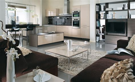 couleur magnolia cuisine la cuisine marron inspiration cuisine