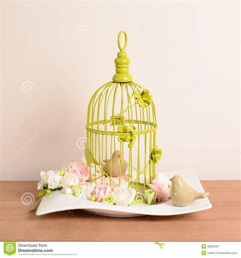 Decorative Birds - home decoration royalty free stock photography image
