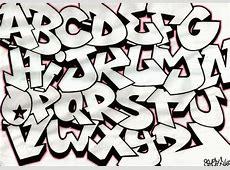 Huruf Graffiti A Z Keren Papel Pintado