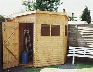 Plans for building a wooden shed self storage facilities for Corner outdoor storage shed