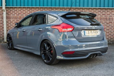 ford focus mk3 st ford focus st diesel mk3 non resonated dpf back system