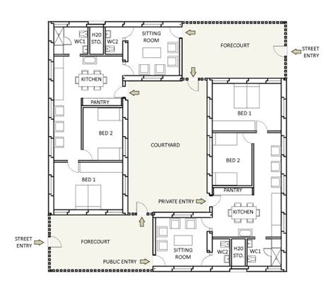 and house plans gallery of t wall housing design llc 6