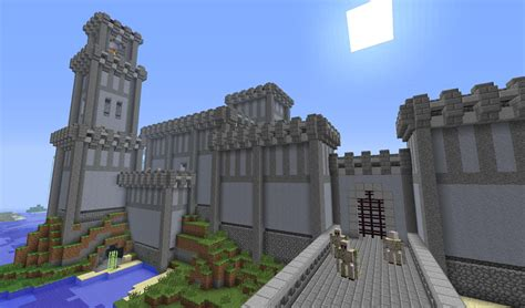 [detail] When Building Fortifications For Castles Or