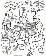 Coloring Camping Pages Printable Sheets Fun Camp Summer Preschool Raisingourkids Preschoolers Activity Theme Adult Colouring Library Clipart Popular Coloringhome Drawing sketch template