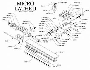 Taig Lathe Parts Price List