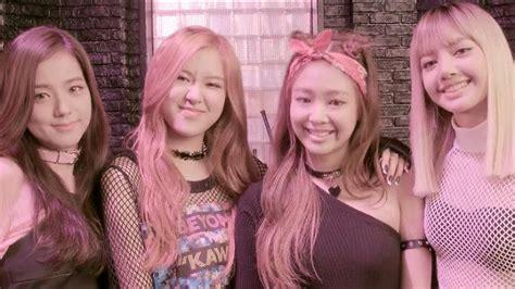 video black pink hit milestone debut tracks