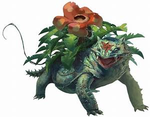 The gallery for --> Real Life Pokemon Venusaur