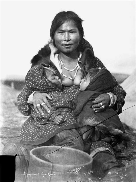 Aprill Inuit Tattooing