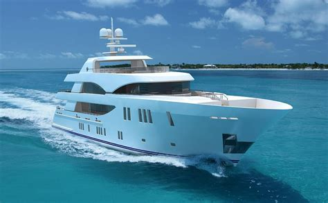 ocean alexander  megayacht power boat  sale