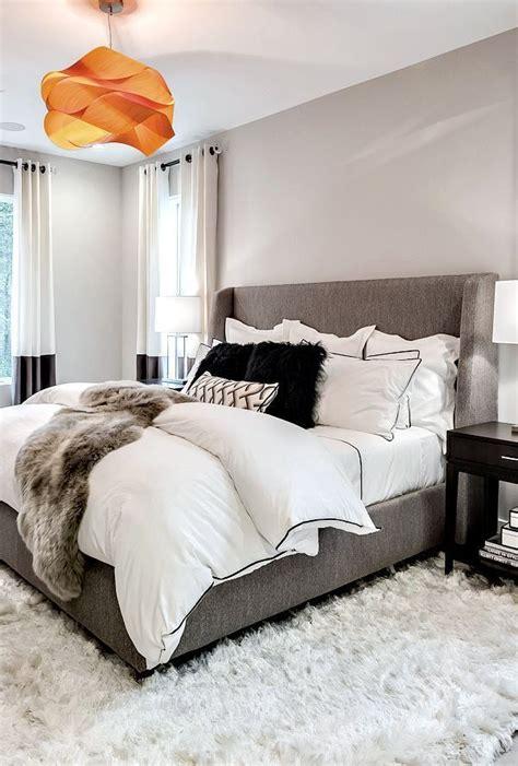 17 Best Ideas About Grey Bedroom Decor On Pinterest Gray