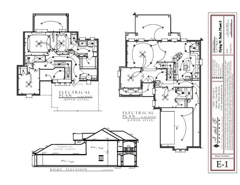 Wiring Diagram For Two Story House by Perk House Construction The House Plans