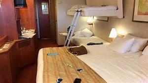 Cabin On Carnival Legend Cruise Ship