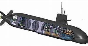 Submarine Matters  Soryu Cutaway Diagrams