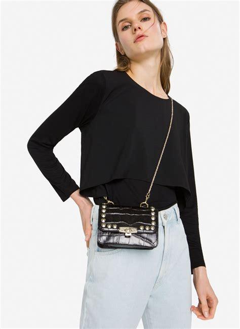 sac banane vintage sac banane cuir clous la moda leather belt bag leather belts bags