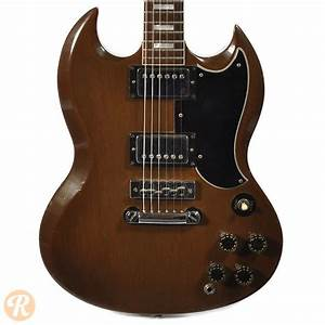 Gibson Sg Standard 1972 Walnut Price Guide