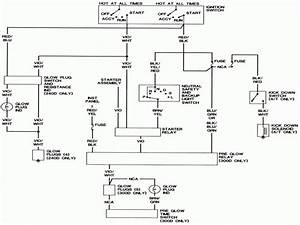1984 Mercedes 300d Wiring Diagram