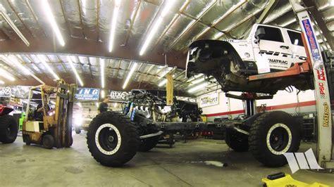 supersizing moby short timelapse   jeep jk wrangler