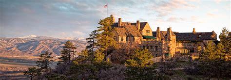 colorado castle    real fairy tale