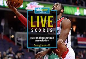 NBA Games Today: Live Scoreboard | NBA Philippines ...