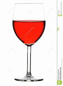 Glass Of Red Liquid Stock Image  Image Of Wineglass