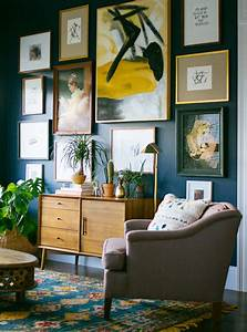 i want that wall 5 easy steps to hanging art front main With best brand of paint for kitchen cabinets with collage wall art ideas