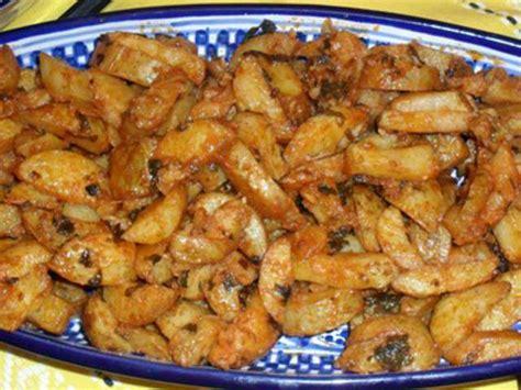 cuisine de ratiba recettes de pomme de terre de ratiba