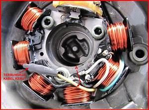 Sistem Pengisian Sepeda Motor Honda Supra