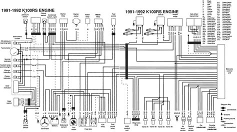 k bike wiring diagrams