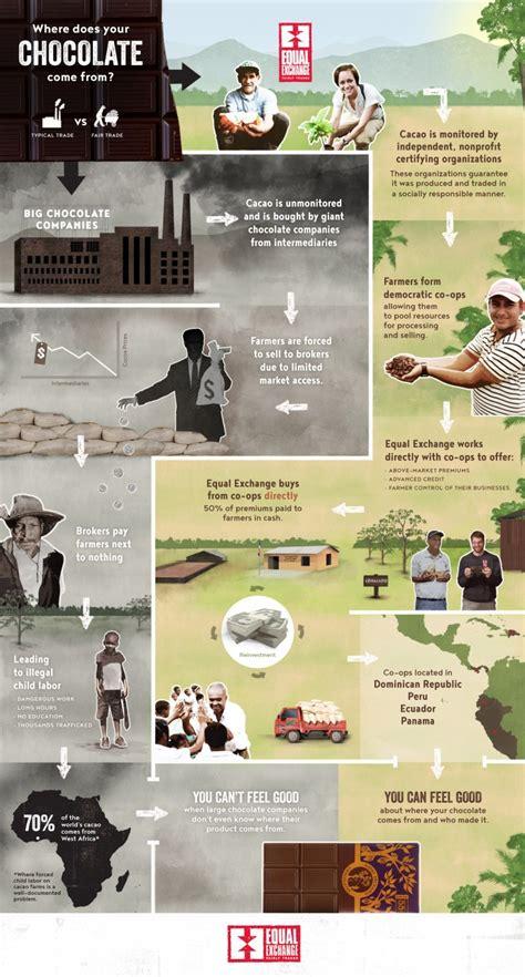 chocolate infographic
