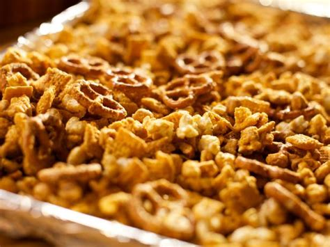 mercantile snack mix recipe ree drummond food network