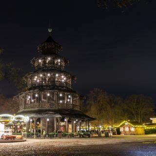 Englischer Garten Christkindlmarkt by Christkindlmarkt Am Chinesischen Turm Im Offiziellen