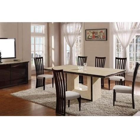 buy marble dining table and 8 chairs furniture in fashion