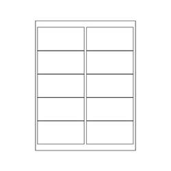 Avery Labels 5163 Template by Address Labels Avery Compatible 5163 Cdrom2go