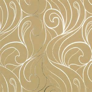 Papier Peint Arabesque by Collection Duchess Marie Claire Maison
