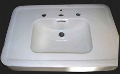 Large Crane Pedestal Sink Top