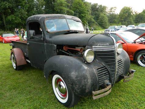 1940 Plymouth Pt105 Pickup Truck  ⚔ Mopar Only
