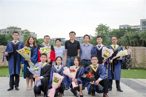 恭喜毕业生们研究生顺利毕业 - 新闻动态 - 华南师范大学微纳研究小组