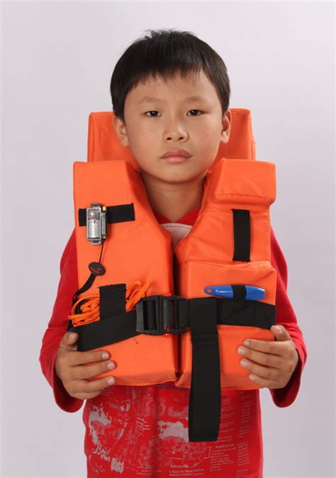 hwayan child lifejacket hyj  mitra dinamis
