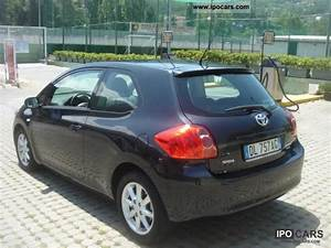 Toyota Auris 2008 : 2008 toyota auris car photo and specs ~ Medecine-chirurgie-esthetiques.com Avis de Voitures