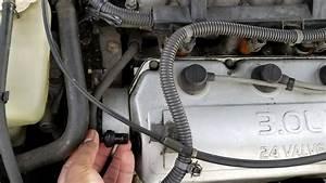 Pcv Value Check  Replacement Eclipse Mitsubishi 01 Gt V6 Comment Please