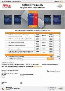 Aiag  U0026 Vda Fmea-handbook 2019