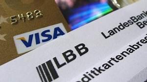 Abrechnung Kreditkarte Sparkasse : landesbank berlin news von welt ~ Themetempest.com Abrechnung